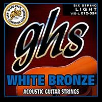 Ghs Wbl White Bronze Light Acoustic-Electric  ...