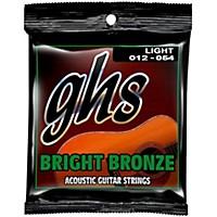 Ghs Bb30l 80/20 Bronze Light Acoustic Guitar Strings