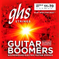 Ghs Heavyweight Boomers Custom Lo-Tune  ...