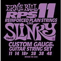 Ernie Ball 2242 Power Slinky Rps 11 Electric  ...