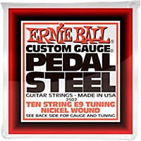 Ernie Ball 2502 10-String E9 Pedal Steel  ...