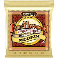 Ernie Ball 2002 Earthwood 80/20 Bronze  ...