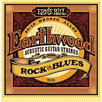 Ernie Ball 2008 Earthwood 80/20 Bronze Rock  ...