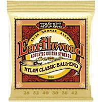 Ernie Ball 2069 Earthwood 80/20 Bronze Folk  ...