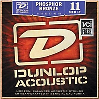 Dunlop Phosphor Bronze Medium Light Acoustic  ...