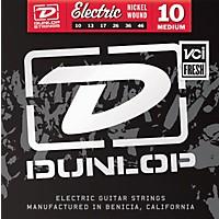 Dunlop Nickel Plated Steel Electric Guitar Strings Medium
