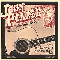 John Pearse 150 80/20 Bronze Acoustic Guitar Strings