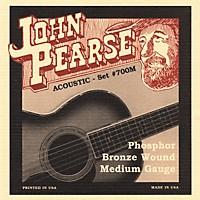 John Pearse 700M Bronze Acoustic Guitar  ...