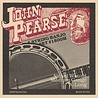 John Pearse 1800M Medium Banjo  ...