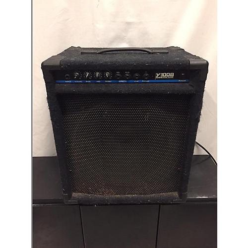 Yorkville 100B Bass Combo Amp