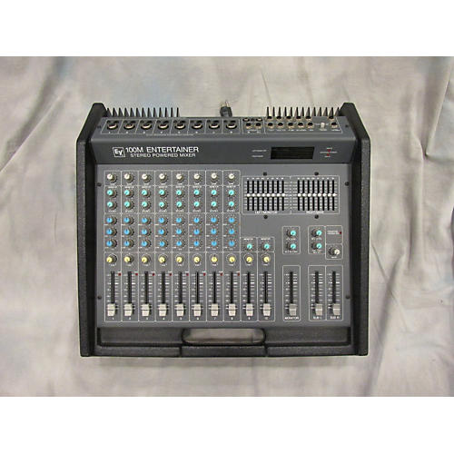 Electro-Voice 100m Entertainer Powered Mixer