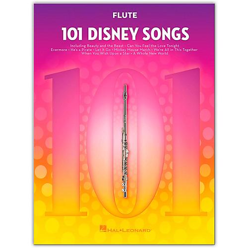 Hal Leonard 101 Disney Songs  for Flute