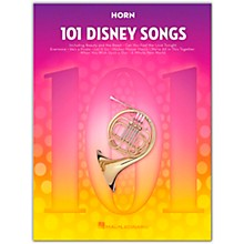Hal Leonard 101 Disney Songs  for Horn