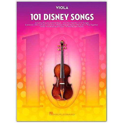 Hal Leonard 101 Disney Songs  for Viola