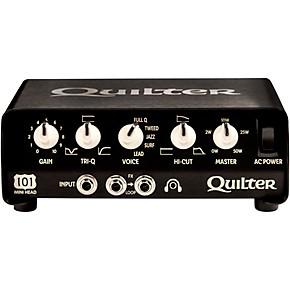 6e4b3fbbbc Quilter Labs 101-MINI HEAD 101 Mini 100W Guitar Amp Head | Guitar Center