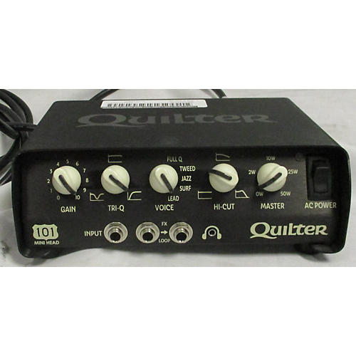 Quilter Labs 101 MINI HEAD Battery Powered Amp