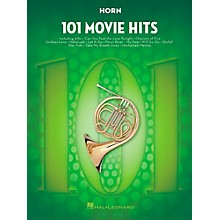 Hal Leonard 101 Movie Hits - Horn