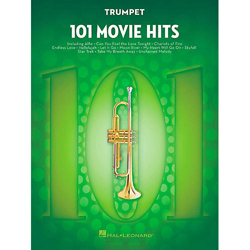 Hal Leonard 101 Movie Hits - Trumpet