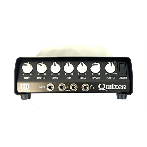 Quilter Labs 101 Reverb Solid State Guitar Amp Head