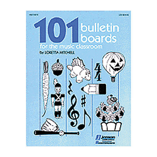 Hal Leonard 101 bulletin boards - Reproducible Pack