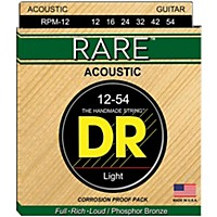 Dr Strings Rpm-12 Light Rare Phosphor Bronze  ...