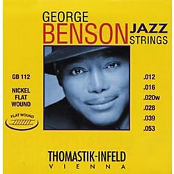 Thomastik Gb112 Medium Light George Benson Custom Fla2und Guitar Strings