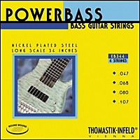 Thomastik-Infeld Powerbass 4 String Set  ...