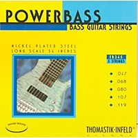 Thomastik-Infeld Power Bass 5-String Set  ...