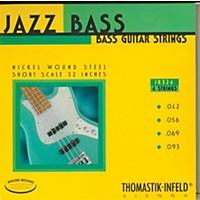 Thomastik Jr324 Roundwound Jazz Series  ...