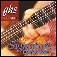 Ghs Laurence Juber Signature Bronze Light  ...