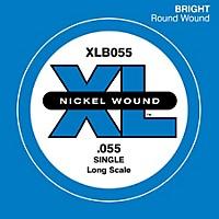 D'addario Xlb055 Extra Long Single Bass  ...