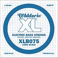 D'addario Xlb075 Extra Long Single Bass  ...