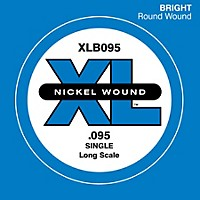 D'addario Xlb095 Extra Long Single Bass  ...