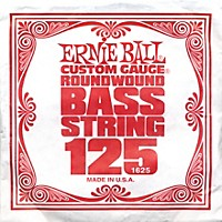 Ernie Ball 1625 Single Bass Guitar  ...