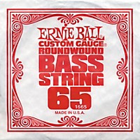 Ernie Ball 1665 Single Bass Guitar  ...