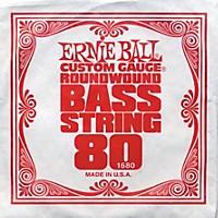 Ernie Ball 1680 Single Bass Guitar  ...