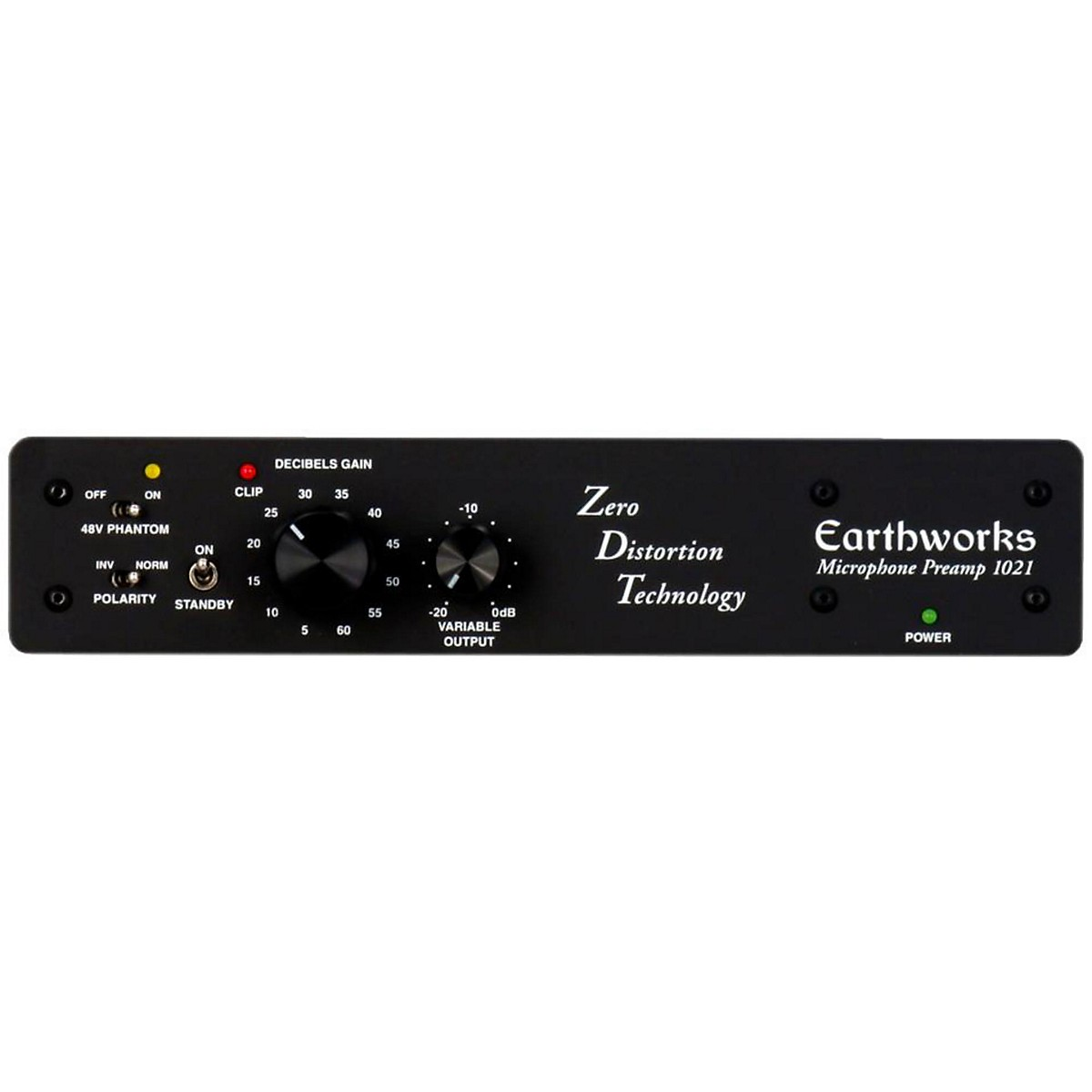 Earthworks 1021 One Channel ZDT Preamp