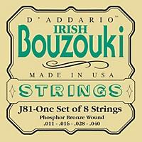 D'addario J81 Bouzouki Strings