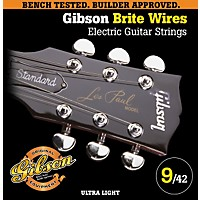 Gibson G700ul Ultra Light Brite Wires  ...