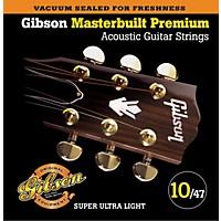 Gibson Sag-Mb10 Masterbuilt Premium Phosphor  ...