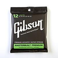 Gibson Sag-Mb12 Masterbuilt Premium Phosphor  ...