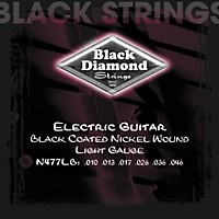 Black Diamond Light Gauge Black Coated  ...