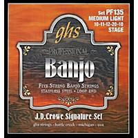 Ghs J.D. Crowe Signature 5-String Banjo  ...
