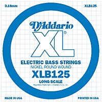 D'addario Xlb125 Nickel Wound Electric Bass  ...