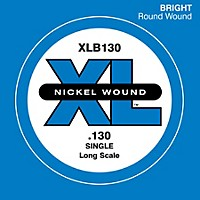D'addario Xlb130 Nickel Wound Electric Bass  ...