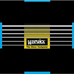 Warwick Black Label Stainless Medium 6-String Bass Strings