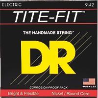 Dr Strings Tite-Fit Lt-9 Lite-N-Tite Nickel  ...