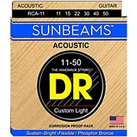 Dr Strings Sunbeam Phosphor Bronze Medium  ...