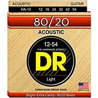 Dr Strings Hi-Beam 80/20 Medium Acoustic  ...