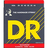 Dr Strings Nylon Classic Accurate Hard  ...